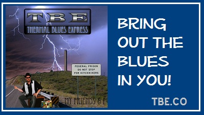 WebHit Billboard for the Thermal Blues Express