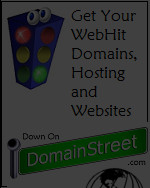cheap domains and websites at DownOnDomainStreet.com